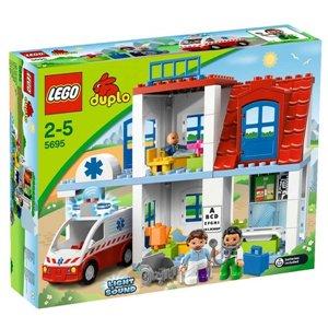 Duplo   La clinica del dottore   5695 / LEGO / 10407611