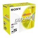 DVD RW 4.7 Gb (x5) / SONY / 34510029