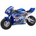 Mini moto elettrica Pocket Rocket blu / RAZOR / 05055372