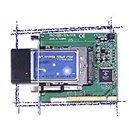 Scheda PCI per PCMCIA 32 Bit Cardbus / Manhattan / ICC IO CF PF1